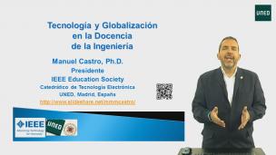 Tecnología y globalización en la docencia de la Ingeniería icon